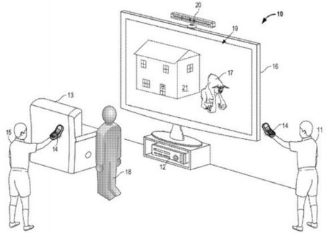 Kinect-based movie making patent application filed - Neowin | expanding cinema | Scoop.it