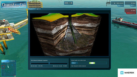 Serious Games For Oil Exploration Hands-On Experience ...   World Changing Games   Scoop.it