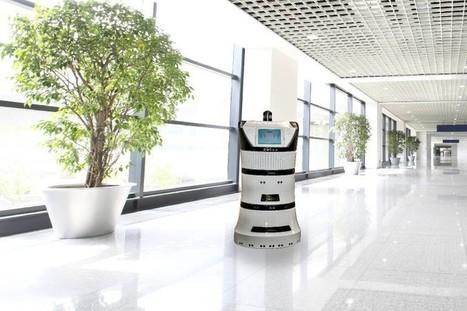 Un robot qui nettoie l'air et débranche les lampes. | Immobilier | Scoop.it