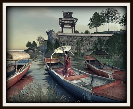 New World Notes: Japanese-Themed Hosoi Ichiba Sims Leave SL for Kitely | Virtual Worlds, Virtual Reality & Role Play | Scoop.it