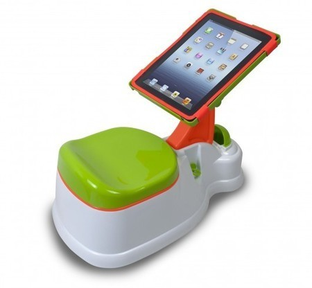 iPotty: Toilet training ... now with added iPad | Educational IPad Info | Scoop.it