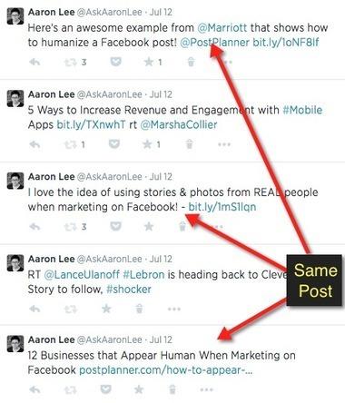 6 Ways to Get Your Tweets Noticed | | SEO Tips, Advice, Help | Scoop.it