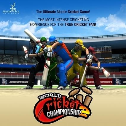 Nextwave Multimedia Launches World Cricket Championship 2 | Market News Release | Scoop.it