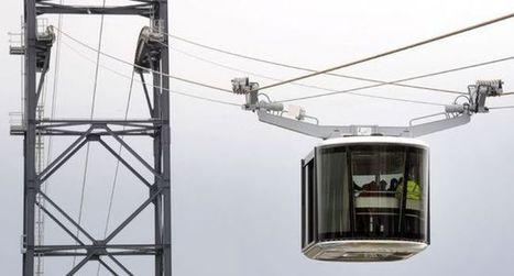 Poma remporte le marché du téléphérique toulousain | World tourism | Scoop.it