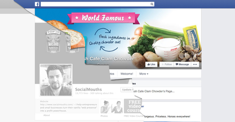 How to Get Ready for the New Facebook Page Design in 5 Steps | ePhilanthropy | Scoop.it