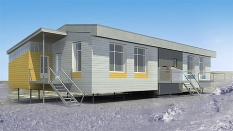 Quebec agency proposes new Arctic housing designed for Inuit lifestyle - CBC.ca | Inuit Nunangat Stories | Scoop.it