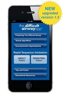 The Difficult Airway App | Doctor en Medicina | Scoop.it