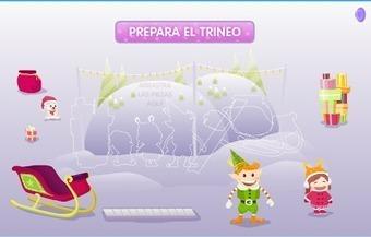 Con mirada de niños: JUEGO DE NAVIDAD | Tic en aula preecolar | Scoop.it