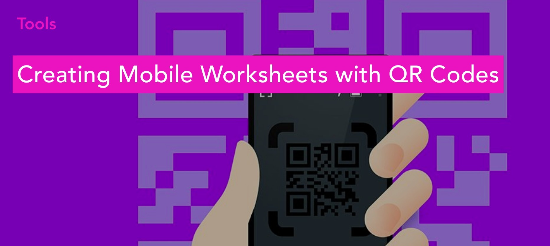 Creating Mobile Worksheets With Qr Codes Nik