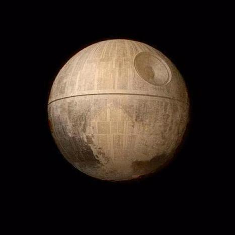 First high resolution image of Pluto causes concern   pixels and pictures   Scoop.it