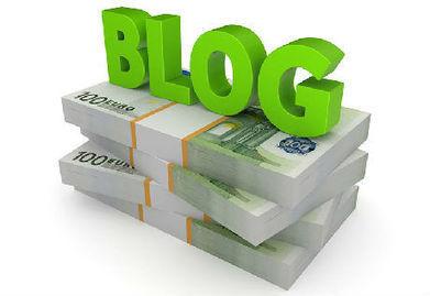 5 façons de gagner de l'argent avec son blog | Management et gestion équipe | Scoop.it