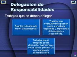 #Liderazgo: 13 Consejos para aprender a delegar | Empresa 3.0 | Scoop.it