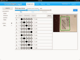 GradeCam:  Data Collection & Analysis | Tech Cadre Corner | Scoop.it