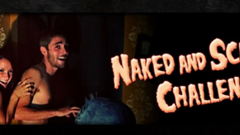 A Haunted House You Walk Through Naked? Pass | Strange days indeed... | Scoop.it