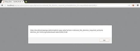 Looking for XSS in PHP Source Code - Fooling the Interpreter | d@n3n | Scoop.it