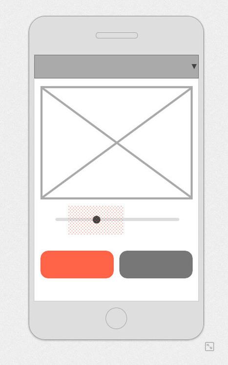 Graphisme & interactivité blog par Geoffrey Dorne » L'outil ultime pour vos wireframes :) | Les Outils - Inspiration | Scoop.it