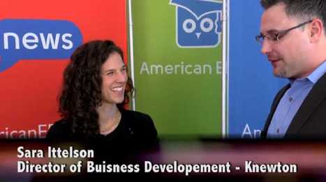 Interview with Knewton's Business Development Director- Sara Ittelson - EdTechReview™ (ETR)   Technology in Education   Scoop.it