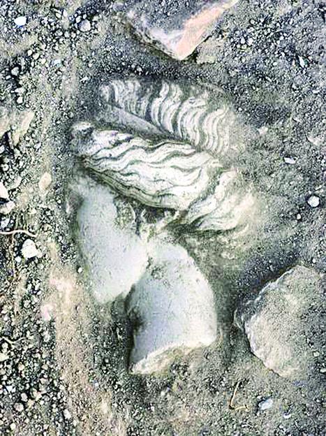 ARCHAEOLOGY - Alabanda reveals a Goddess sculpture | Archaeology News | Scoop.it