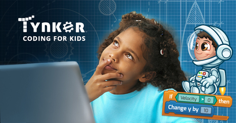 Tynker | Coding for Kids Javascript Course | K-12 Web Resources | Scoop.it