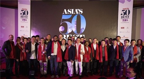 Asia's 50 Best Restaurants Moves to Thailand | Food & chefs | Scoop.it