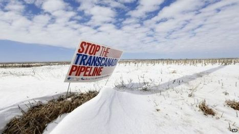 Keystone XL pipeline: Why is it so disputed? - BBC News | Geography is my World | Scoop.it