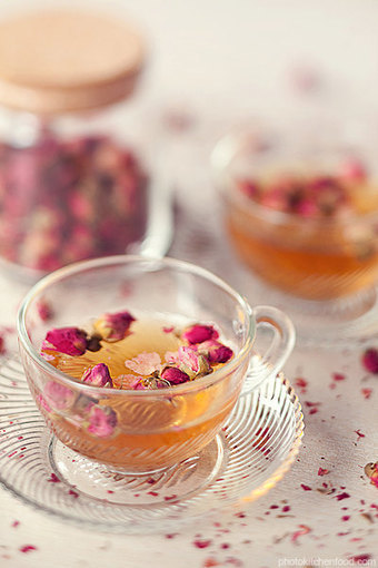 Chamomile, French Roses and Lavender Organic Artisan Tea Blend | Gardening in the neighborhood | Scoop.it