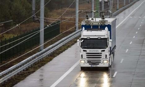 Sweden Opens World's First Electric Highway | Krylbo en del av europa | Scoop.it