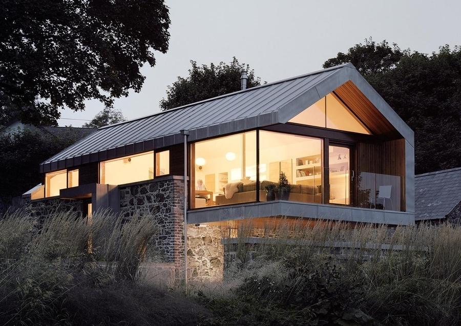 magnifique r habilitation d 39 une maison p. Black Bedroom Furniture Sets. Home Design Ideas