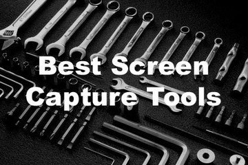 The Six Best Screen Capture Tools | Web tools to support inquiry based learning | Scoop.it
