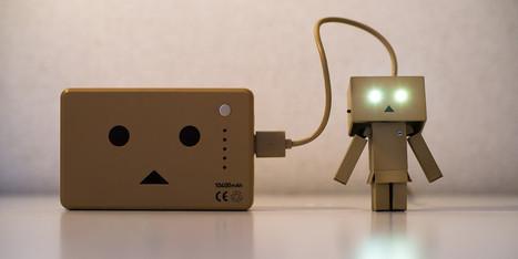 Comment recharger son smartphone ou sa tablette plus rapidement ? | coreight | Scoop.it
