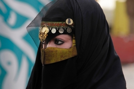 Saudi Arabia's Religious Police Outlaw 'Tempting Eyes' | Coveting Freedom | Scoop.it