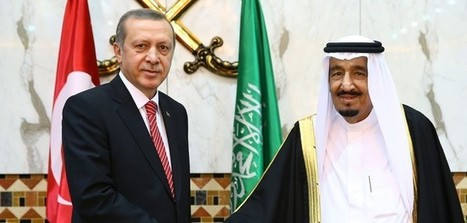 A new page in Turkish-Saudi relations   African Conflicts   Scoop.it