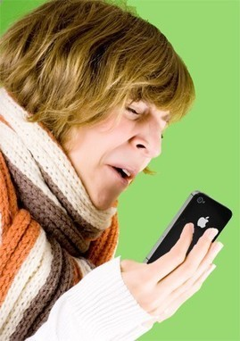 Get diagnosed by spitting on an iPhone, social graces terminal | All Technology Buzz | Scoop.it