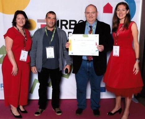 L'URBACT (UE) award a la xarxa El Perfil de la Ciutat