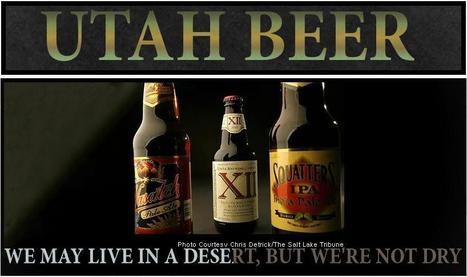 Utah Beer: Beer Geek Social Media   International Beer Market Insights   Scoop.it