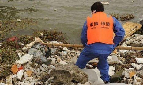 100 tonnes d'ordures recouvrent le réservoir d'eau de Shanghai | Chronique d'un pays où il ne se passe rien... ou presque ! | Scoop.it