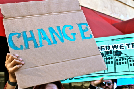 Signs of Change: OccupySD | Conciencia Colectiva | Scoop.it