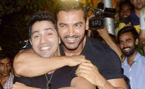Varun Dhawan wants to do 'Dostana 2' with John Abraham   Entertainment News   Scoop.it