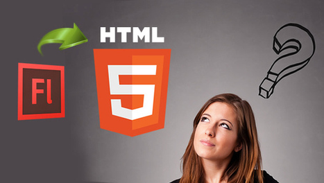 Why Move eLearning from Flash to HTML5? | The Upside Learning Blog | METROPOLIS STUFF | Scoop.it