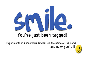 #885 Smile! You've been tagged with kindness | This Gives Me Hope | Scoop.it