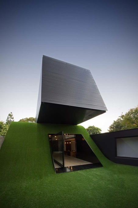 Hill House | Fubiz™ | My Yonk | Scoop.it