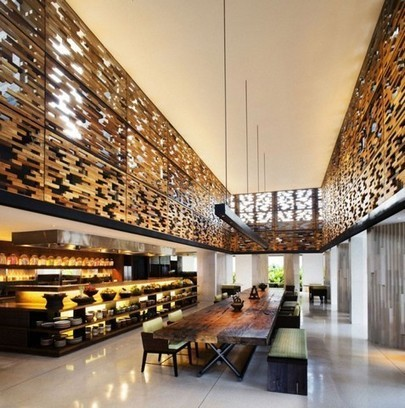 Alila Villas Uluwatu by WOHA Architects | Interior & Decor | Scoop.it