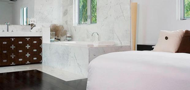 Salle de bains ouverte sur chambre : une tendance incontournable | La Revue de Technitoit | Scoop.it