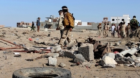 Blast kills at least 52 outside Yemen military camp | Information wars | Scoop.it