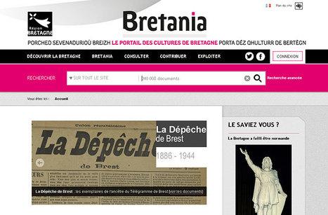 Le portail des cultures de Bretagne - Bretania | Revue de Web par ClC | Scoop.it