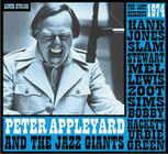 Jazz Reviews: The Lost 1974 SessionsPeter Appleyard and the Jazz Giants - By Thomas Conrad — Jazz Articles | WNMC Music | Scoop.it
