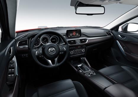 2015 Mazda6 and 2015 Mazda CX-5 | Kia Wiki Spec...