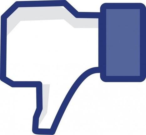 Le « J'aime » de Facebook attaqué en justice | Digital Marketing Cyril Bladier | Scoop.it