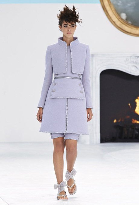Karl Lagerfeld presents CHANEL 2014 -15 Haute Couture Collection | Best of the Los Angeles Fashion | Scoop.it