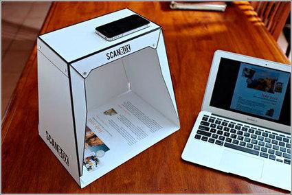 Scanbox: cómo vender un práctico invento que es una caja de cartón (¡literalmente!) | Microsiervos (Gadgets) | Addict to technology | Scoop.it